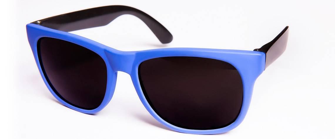 Gafas de sol niño niña Kid Color Azul