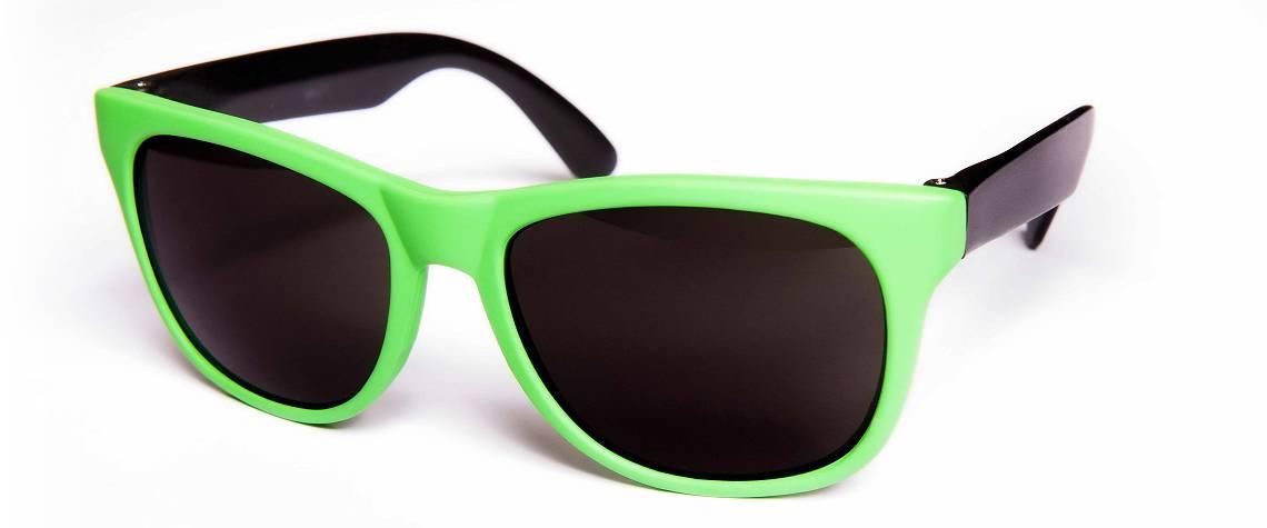 Gafas de sol niño niña Kid Color Verde