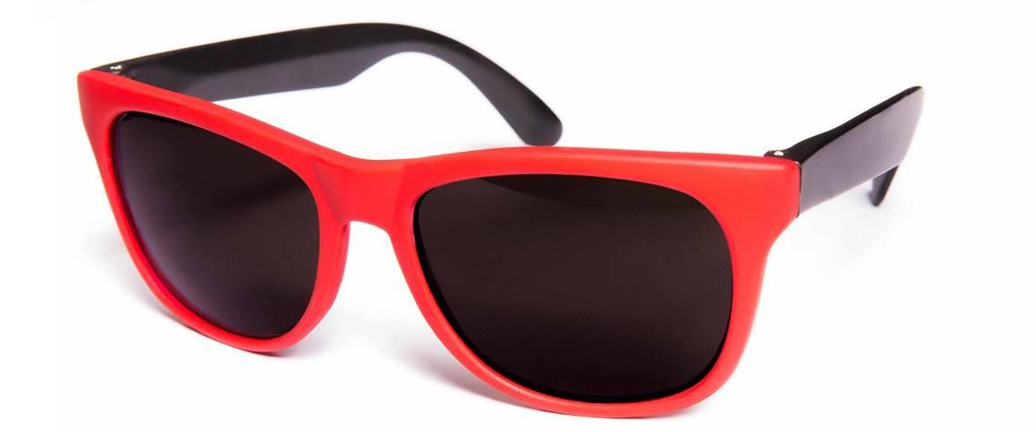 Gafas de sol niño niña Kid Color Roja