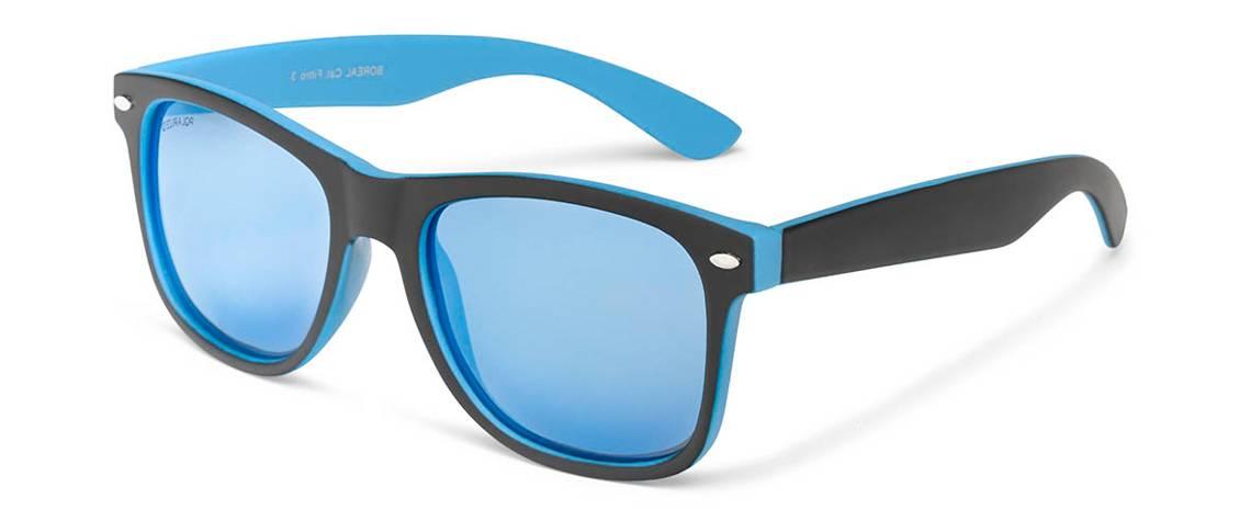 Gafas de sol polarizadas hombre mujer Lech Azul fluor