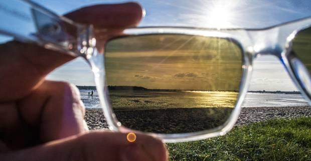 Gafas de sol lentes polarizadas