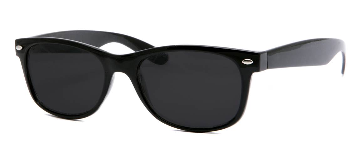 Gafas de sol hombre mujer First negra