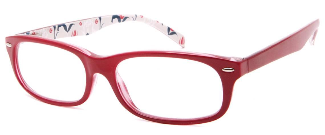 Gafas de lectura mujer Manchester fucsia