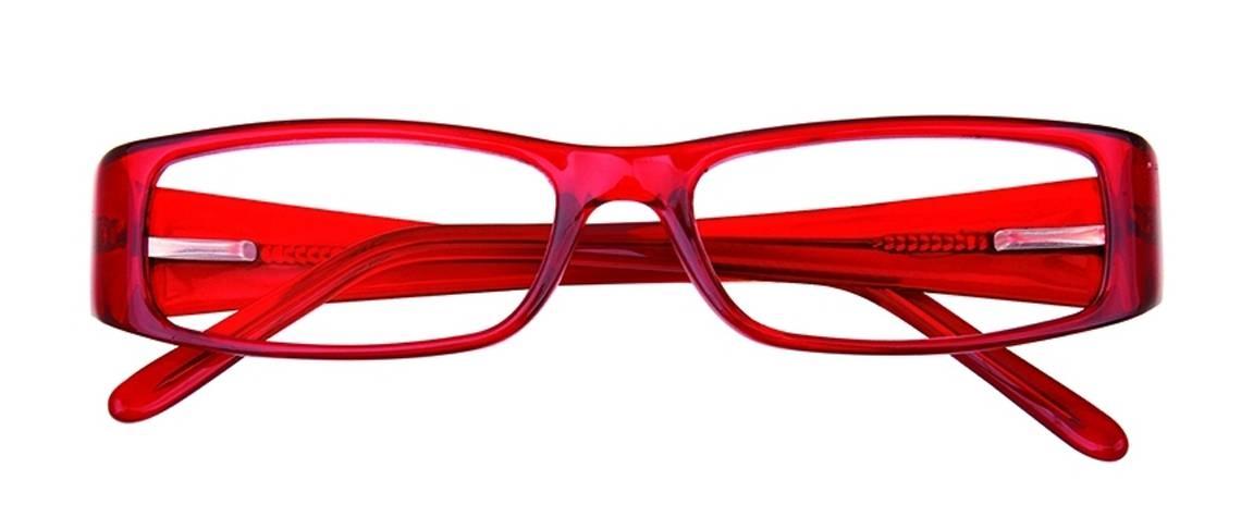 Gafas de lectura hombre mujer Bold Red