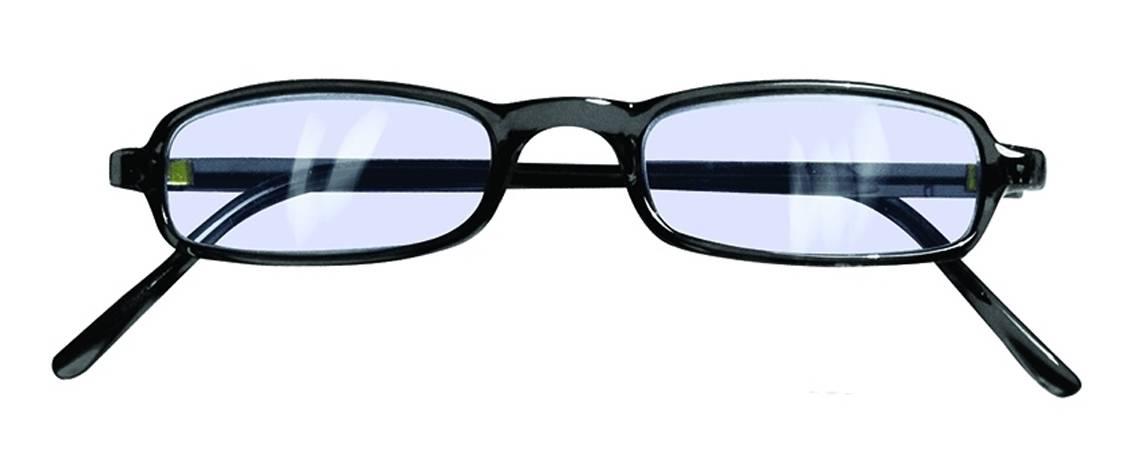 Gafas de lectura hombre mujer Bremen Negra