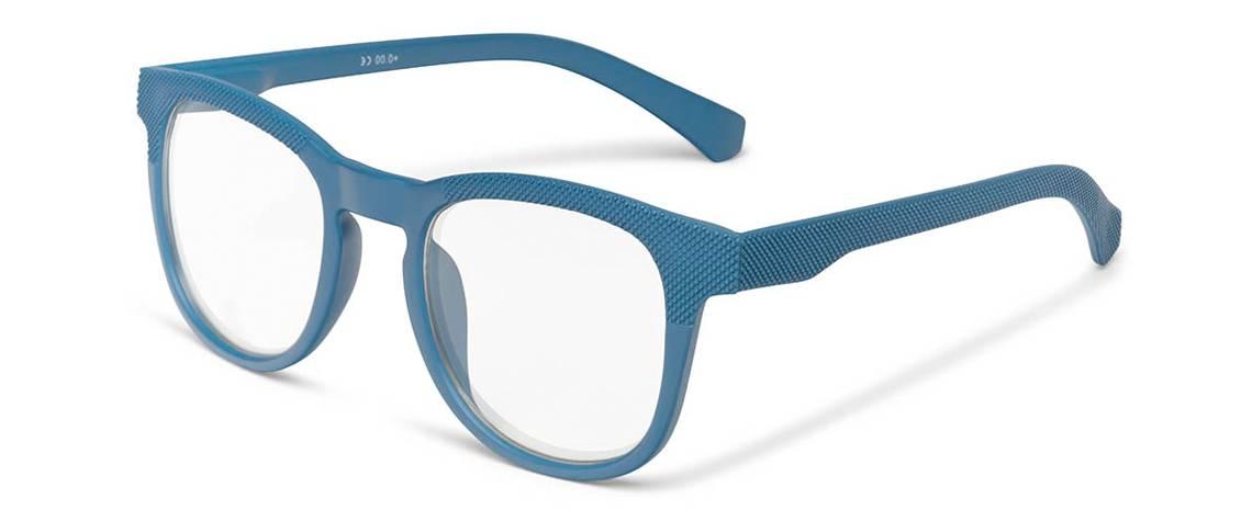 Gafas de lectura mujer hombre Praga azul
