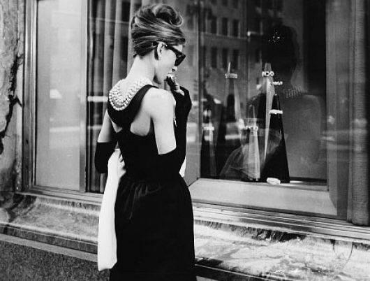 Audrey Hepburn gafas de sol